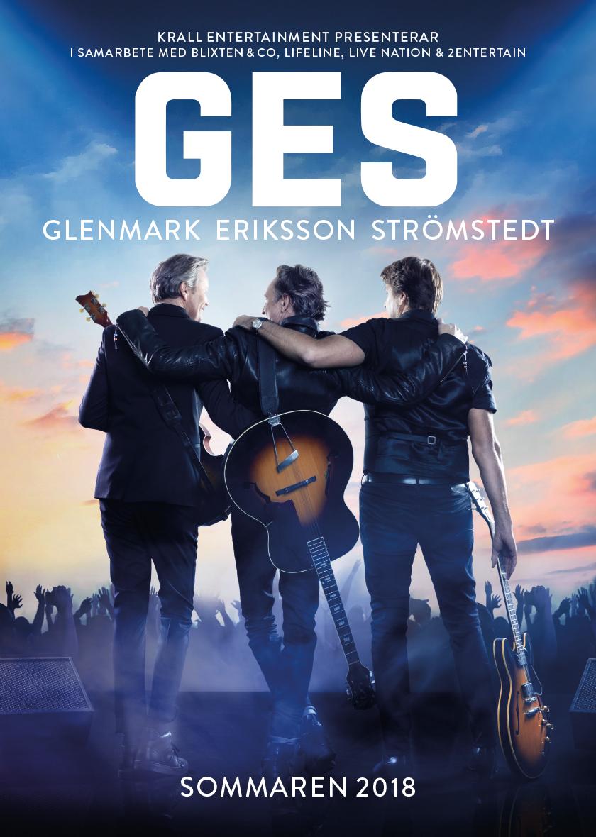 GES Glenmark Eriksson Strömstedt